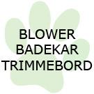 Blower, Badekar, Trimmeborde