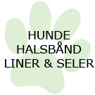 Hund - Halsbånd, liner m.m.