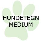 Hundetegn - Medium