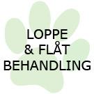 Loppe & flåt behandling