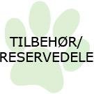 Tilbehør/Reservedele