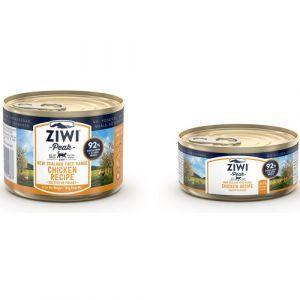 ZiwiPeak Chicken vådfoder til kat - 185 g.