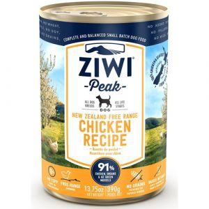 ZiwiPeak vådfoder Chicken - 390 g.