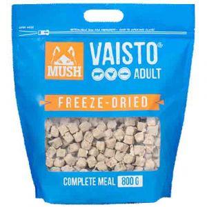 MUSH Vaisto Blå - Frysetørret BARF - 800 g.