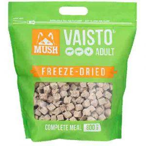 MUSH Vaisto Grøn - Frysetørret BARF - 800 g.
