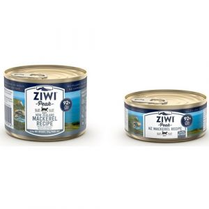ZiwiPeak Mackerel vådfoder til kat - 185 g.