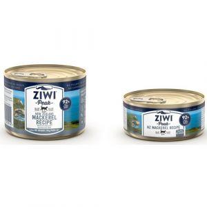 ZiwiPeak Mackerel vådfoder til kat - 85 g.